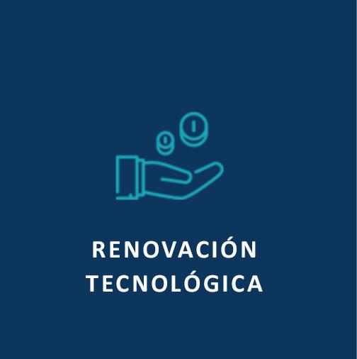 RENOVACIÓN TECNOLÓGICA