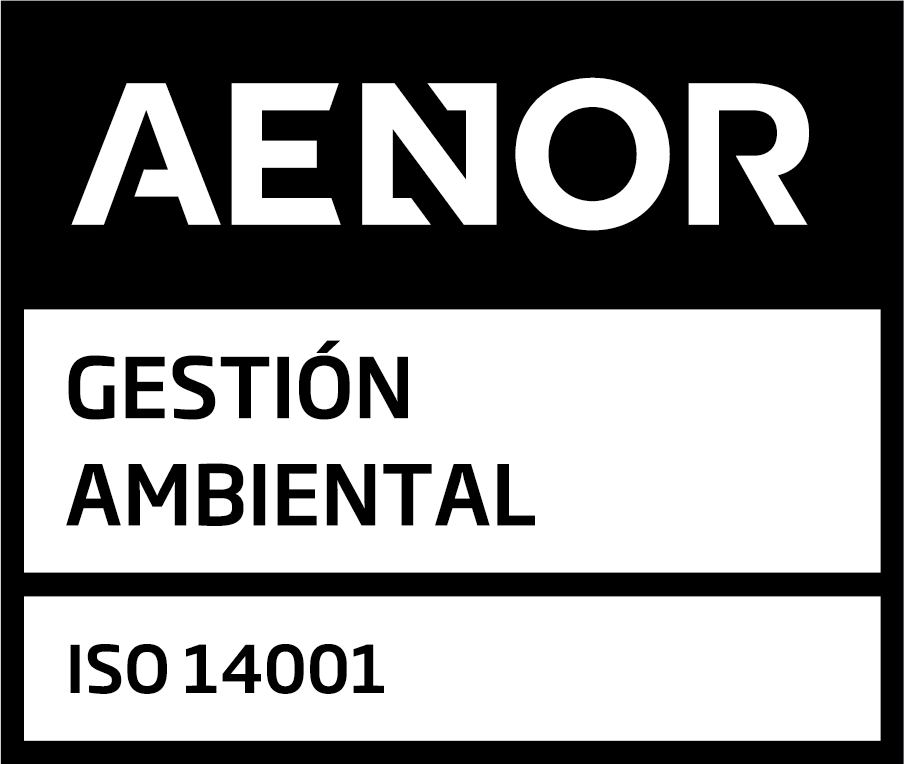 Sello AENOR ISO 14001_POS