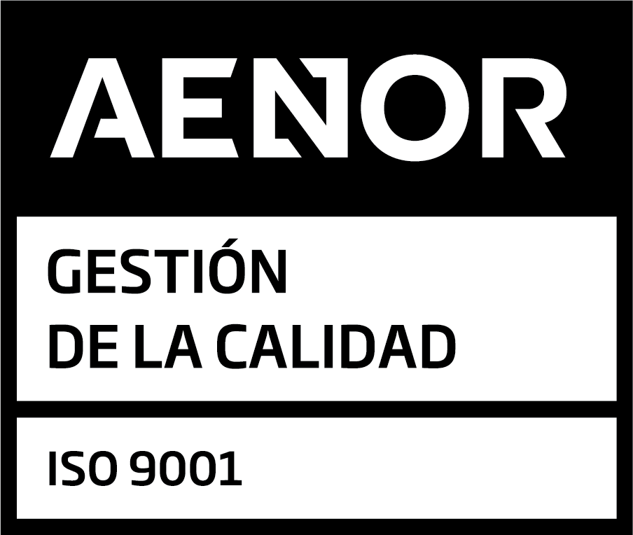 Sello AENOR ISO 9001_POS